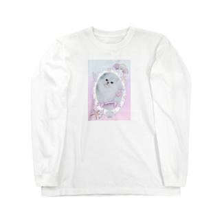 ねこのあんにんMermaid♡ Long sleeve T-shirts