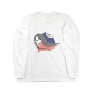 KAGUYA Long sleeve T-shirts