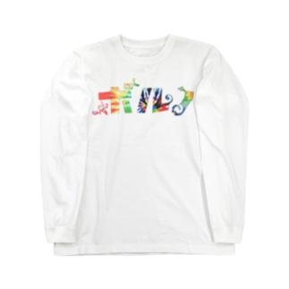 Porno Graffitti Long sleeve T-shirts