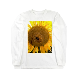 ハナとハチ Long sleeve T-shirts
