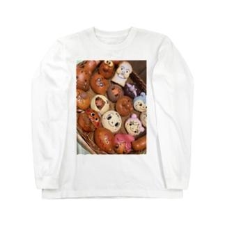 アンパンマン大集合! Long sleeve T-shirts