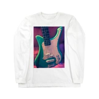 ゆあたん's 愛機SBVシリーズ シーフォームグリーン Long sleeve T-shirts