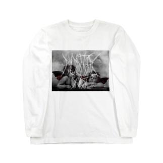 NOSTALKIDZ 天使 Long sleeve T-shirts