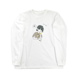 バターカップ オリジナル Long sleeve T-shirts