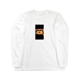 重箱ラーメン Long sleeve T-shirts
