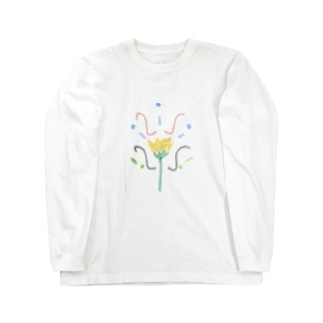 芽生え Long sleeve T-shirts