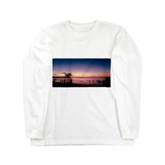 GUAM Long sleeve T-shirts