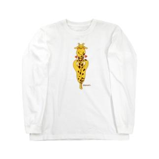 ばなりん Long sleeve T-shirts