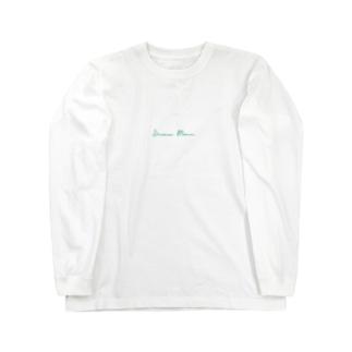 ぐりーんすのーまん Long sleeve T-shirts