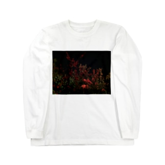 ヨザクラ Long sleeve T-shirts