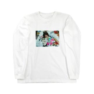 shakainogomi シリーズ Long sleeve T-shirts