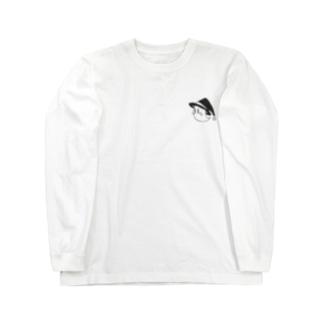 おばけ Long sleeve T-shirts
