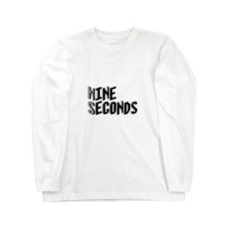 Nine seconds -9秒- Long sleeve T-shirts