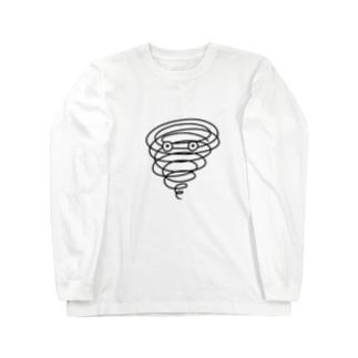 はりけーん Long sleeve T-shirts