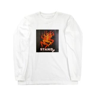 レトロニッポん Long sleeve T-shirts