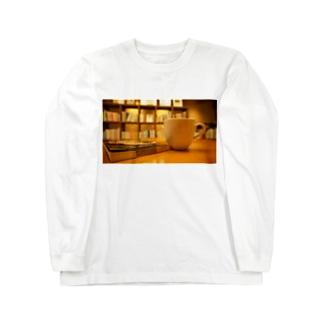図書室 Long sleeve T-shirts