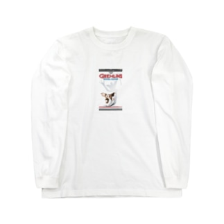グレムリン Long sleeve T-shirts