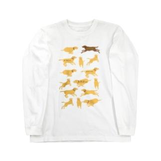 チームステファン バージョン Long sleeve T-shirts