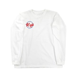 K-aid ロンT Long sleeve T-shirts