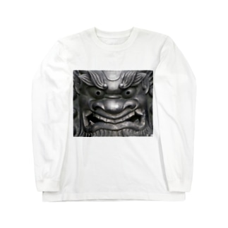 鬼瓦 Long sleeve T-shirts