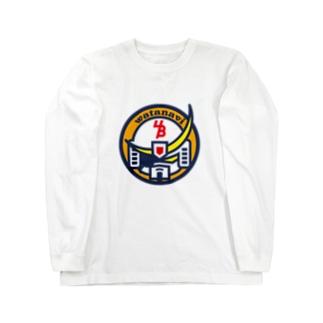 パ紋No.3415 watanavi  Long sleeve T-shirts