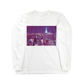 モザイクnyc Long sleeve T-shirts