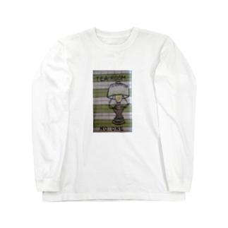 レトロTOKIO ティールーム No1 Long sleeve T-shirts