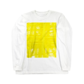 電磁波 Long sleeve T-shirts
