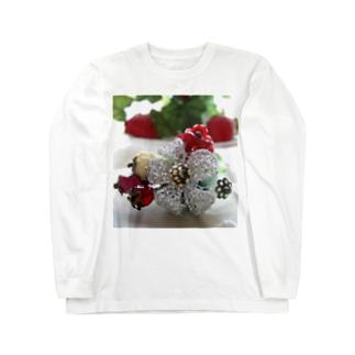 カラフルマルシェ Long sleeve T-shirts