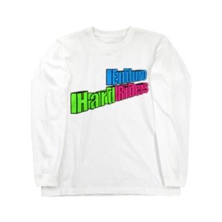 Hard Enduro Riders 3D Long sleeve T-shirts