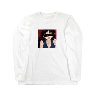 シャバ娘 Long sleeve T-shirts
