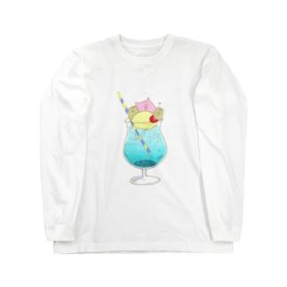 もんぶーソーダ Long Sleeve T-Shirt