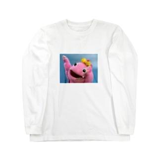 がんこちゃん Long sleeve T-shirts