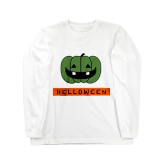 ハロウィン🎃 Long sleeve T-shirts