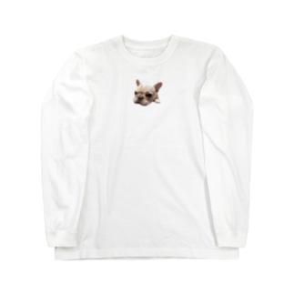 あんこ Long sleeve T-shirts