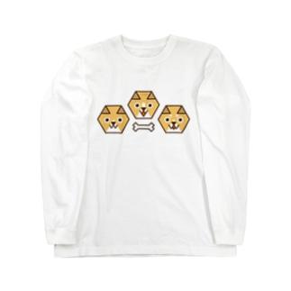 ろっかくけん Long sleeve T-shirts