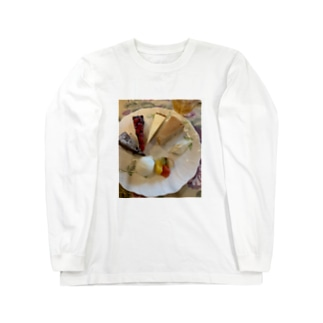 cake Long sleeve T-shirts