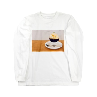 coffee jelly  Long sleeve T-shirts
