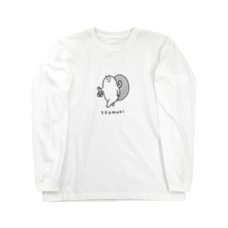 つむり Long sleeve T-shirts
