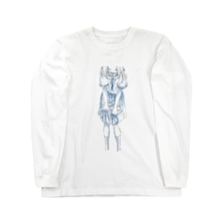 告白 Long sleeve T-shirts