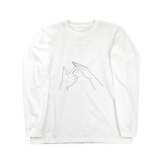 TJ 吉澤閑也ver Long sleeve T-shirts