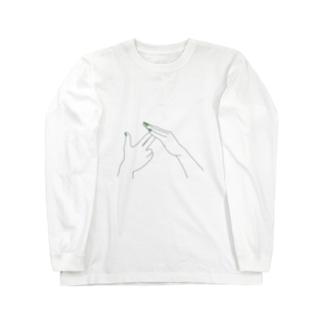 TJ 中村海人ver Long sleeve T-shirts