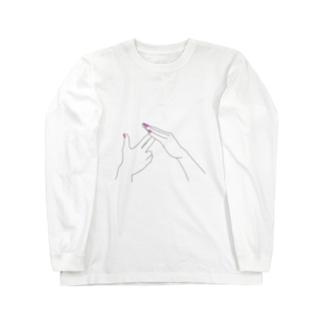 TJ 七五三掛龍也ver Long sleeve T-shirts