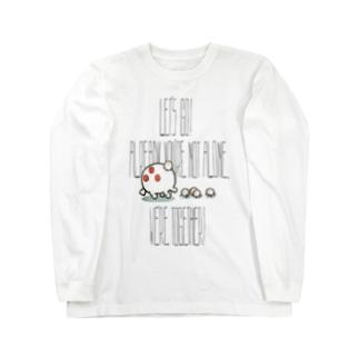 ユアホート Long sleeve T-shirts