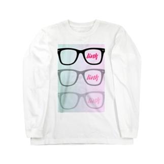 サングラス🕶 Long sleeve T-shirts