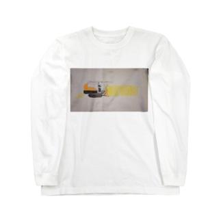 コンバインくん Long sleeve T-shirts