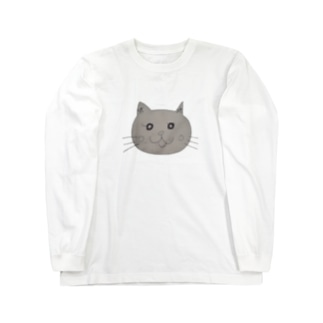 Happy Lucky cat  Long sleeve T-shirts