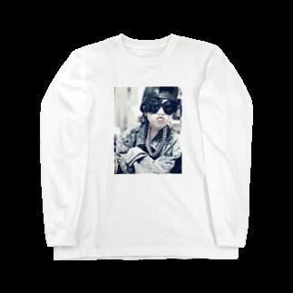 みんみママのチビギャンシリーズ Long sleeve T-shirts