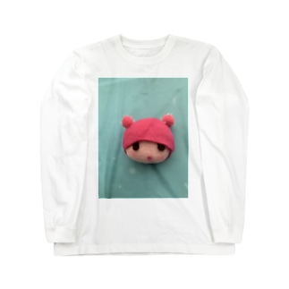 ポロンちゃん Long sleeve T-shirts