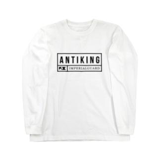 ボックスロゴ Long sleeve T-shirts
